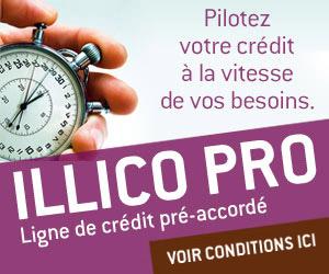 Pilotez votre crédit à la vitesse de vos besoins
