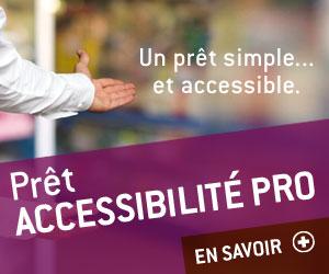 prêt accessibilité
