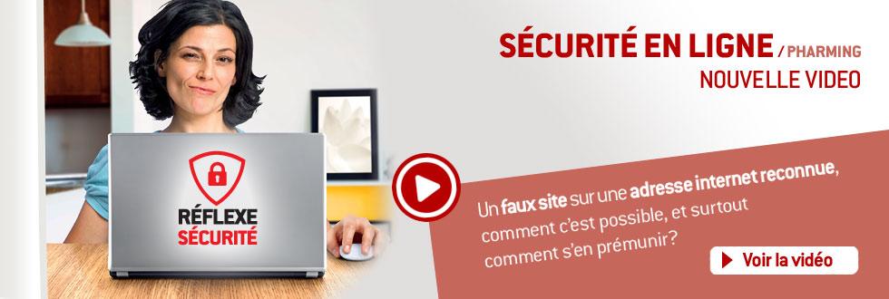 Sécurité en ligne : comment vous protéger du Pharming