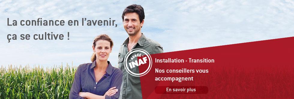 La confiance en l'avenir ça se cultive ! Cliquez ici pour en savoir plus sur le financement INAF