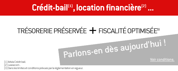 credit-bail location financiere