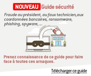 Télécharger le Guide Sécurité sur les fraudes & arnaques aux entreprises. Rien ne remplace la vigilance face à ces arnaques !