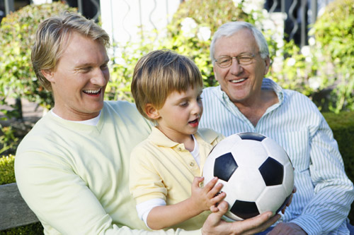 Transmission guide retraite